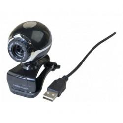Webcam 300 Kpixels USB avec...