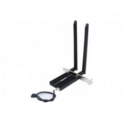 STONET F1 Carte PCIe WiFi 6...